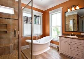 best ideas about painting bathroom trends and cabinets color
