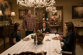 gilmore girls thanksgiving episode gilmore girls a year in the life is damned by its own themes