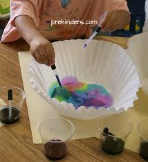 painting activities for pre k prekinders
