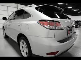 lexus vehicle service agreement 2013 lexus rx 350 for sale in tempe az stock 10036