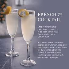 french 75 recipe total wine totalwine twitter