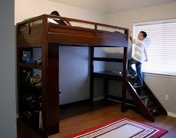loft beds ergonomic diy loft bed plans inspirations modern