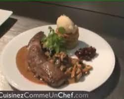 cuisiner un lievre recette filets de lièvre aux chignons des bois