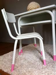 chaise enfant bureau bureau et chaise enfant vintage des idées douces