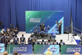 Combine Bench Press Record Nfl Combine Which Wide Receiver Did The Most Bench Press Reps