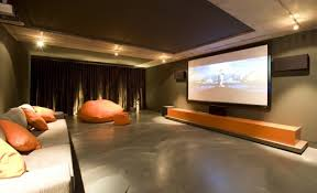 ideal wall color for home theater home painting