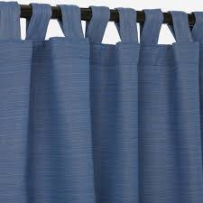 Sunbrella Outdoor Curtain Panels by Plain Dark Blue Outdoor Curtains Sunbrella Outdoor Curtain With