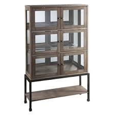 bookcases u0026 bookshelves with doors joss u0026 main