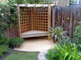 Ideas To Create Privacy In Backyard Best 25 Garden Nook Ideas On Pinterest Back Garden Ideas