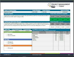 100 project status dashboard template free guide to excel