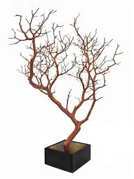 manzanita centerpieces manzanita branches 24 with base blooms and
