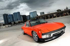 outlaw porsche 914 renegade 914 sbc v8 six speed show car youtube