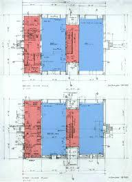 esherick house plan dimensions house plan