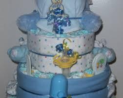 bear diaper cake etsy