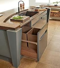 kitchen island with trash bin kitchen island with trash bin farmhouse kitchen island plans grey