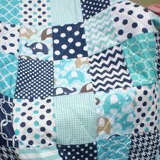Chevron Boy Crib Bedding Best Baby Boy Crib Bedding Navy Products On Wanelo