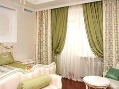 Two Different Colored Curtains Practical Modern Curtain Design Ideas For 2014 House Privacy