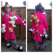 cat halloween costume for kids crazy cat lady costume for next year cats pinterest crazy
