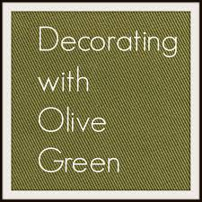 Green Color Palette by Decorating With Olive Green Heartworkorg Com