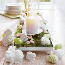 Pretty Easter Decorations To Make by Homemade Easter Table Decorations Haammss