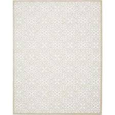 White Area Rug White Area Rugs Rugs The Home Depot