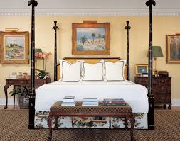 colonial style bedroom furniture interior paint color ideas