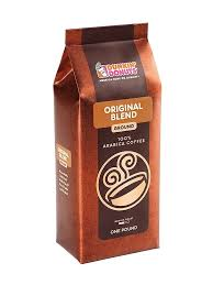 original blend ground coffee official dunkin donuts shop