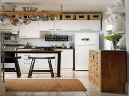 creative storage above kitchen cabinets cabinet organizer ideas
