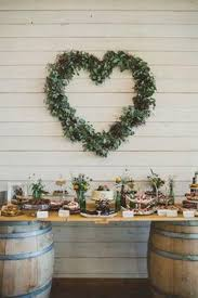 Casual Wedding Ideas Backyard Casual Backyard Wedding 10 Best Photos Heart Wreath Backyard