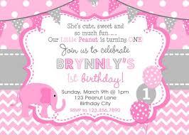 elephant birthday invitations elephant birthday invitations