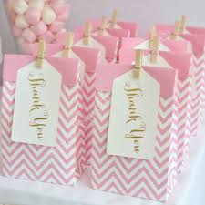 pink favor bags baby shower goody bag ideas best 25 ba shower gift bags ideas on