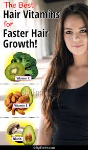 hair vitamins that prevent hair loss and promote faster hair growth