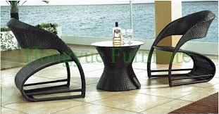 Woven Bistro Chairs Incredible Wicker Bistro Table And Chairs High Street Market