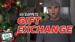 worst christmas gift exchange kid snippets youtube