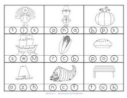 free 2 printables with 18 pictures in b w with a thanksgivin