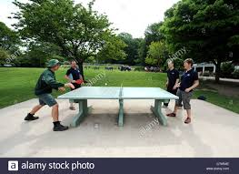 Outdoor Tennis Table The New Outdoor Table Tennis Table In St Ann U0027s Wells Gardens Hove