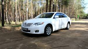 toyota 2010 2010 toyota camry start up engine and in depth tour youtube