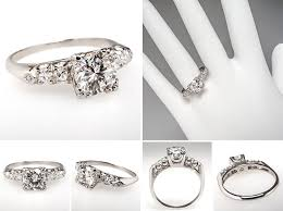 1940s engagement rings vintage and antique engagement rings from eragem engagement