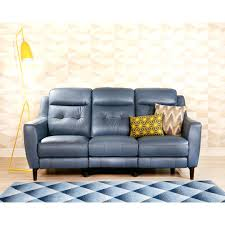 Power Sofa Recliners Leather by Recliners Terrific 3 Seater Leather Recliner For House Ideas 3