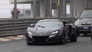 lincoln hypersport video the 2m lykan hypersport top gear