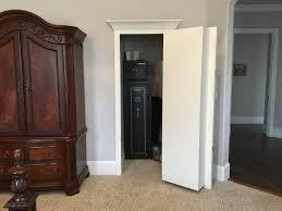 Building A Bookshelf Door House Cozy Bookshelf With Doors Amazon Murphy Doors Are