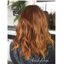 natural red hair with highlights and lowlights glamorous natural red hair with auburn lowlights blonde highlights