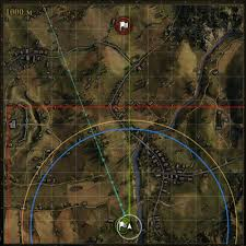 Target World Map by Target Damage For World Of Tanks Allmaps
