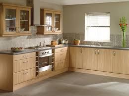 wooden kitchen design l shape walnut portofino kitchen from nicholls homedecor l