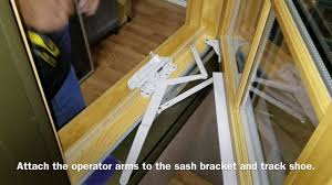 Casement Window by Replace Casement Window Operator Updated Youtube
