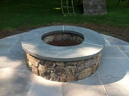 Easy Fire Pits by Circular Fire Pit Crafts Home