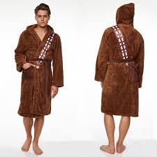 robe de chambre wars wars chewbacca