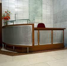 Metal Reception Desk Aluminium Reception Desk Fascias Aluminium Products Aluminium