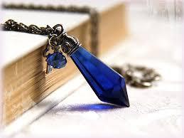 real crystals necklace images 56 blue crystal necklaces hipster quartz crystal necklace jpg