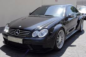 mercedes clk dtm amg there is an ultra mercedes clk dtm listed on autotrader for